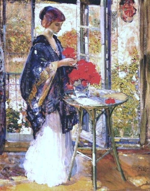 17 Best Images About Art Richard E Miller And Frederick