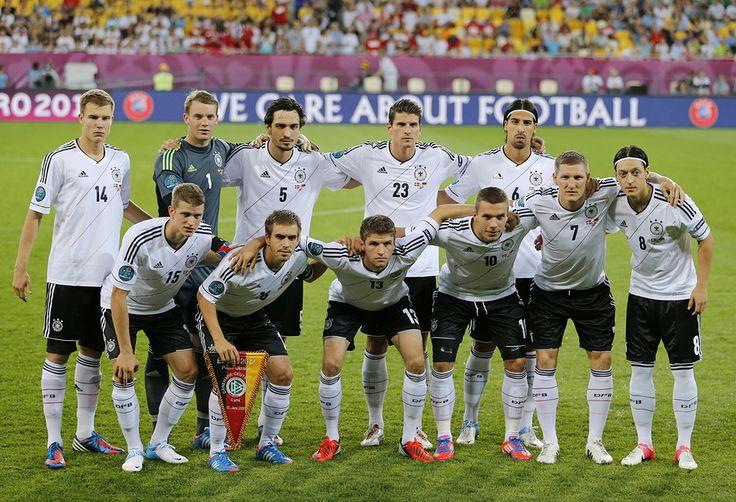 Die Prämien der Deutschen Fußball Nationalmannschaft