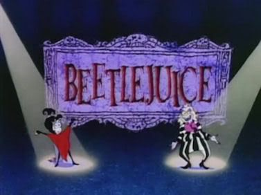 Photo of My favourtite cartoon on earth, Beetle Juice!!!