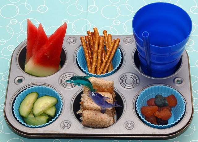 lunchKids Lunches, Home Lunches, For Kids, Portion Size, Cute Ideas, Muffins Tins, Lunches Ideas, Healthy Lunches, Toddlers Lunches