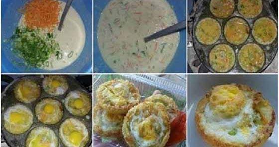 Resep Telur Mata Gajah Khas Kota Sampit  - Telur mata gajah adalah salah satu kuliner favorit di Kota Sampit. Aneh? Baru denger? Oh, kamu ...
