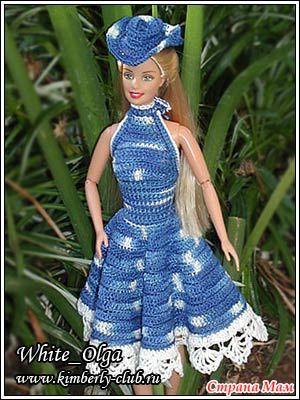 Весенние платья - Миранда - Гардероб для куклы - Страна Мам