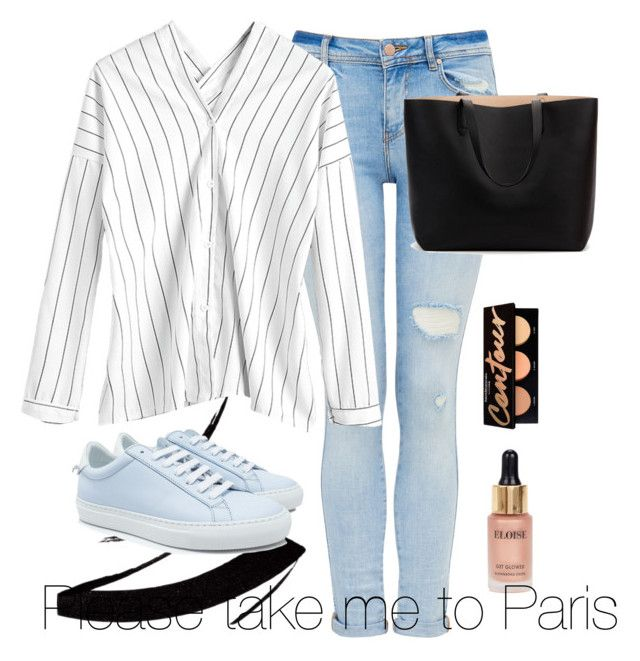 """""""Sky."""" by viviendodesilencios on Polyvore featuring Givenchy and Eloise"""