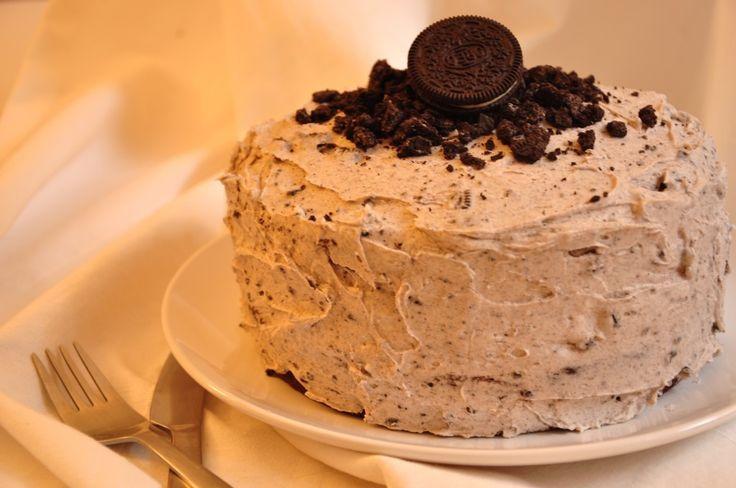 Vegan chocolate Oreo cake and frosting | Allergy | Pinterest
