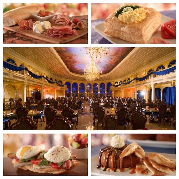 The prix fixe French-inspired breakfast experience at Be Our Guest Restaurant in Magic Kingdom Park is now a permanent offering! You can make reservations beginning Aug. 5 for dates Oct. 4 and beyond.