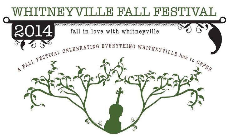 Whitneyville Fall Festival 9/27 10:00-4:00 corner of Whitney and Putnam Avenues.
