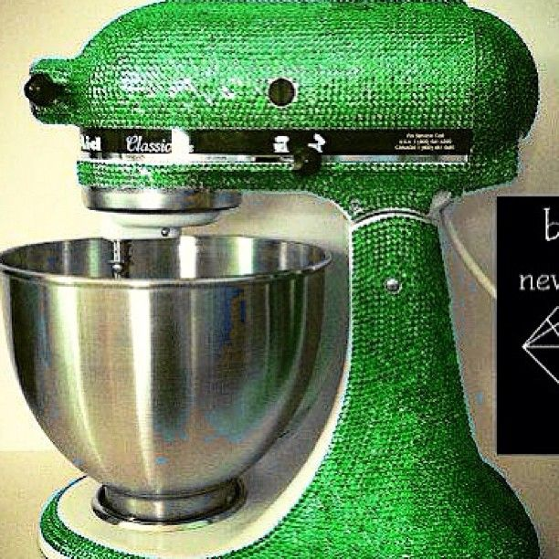 base model emerald on white .blingisthenewblack.com & 65 best KitchenAid Mixers images on Pinterest | Kitchen utensils ...
