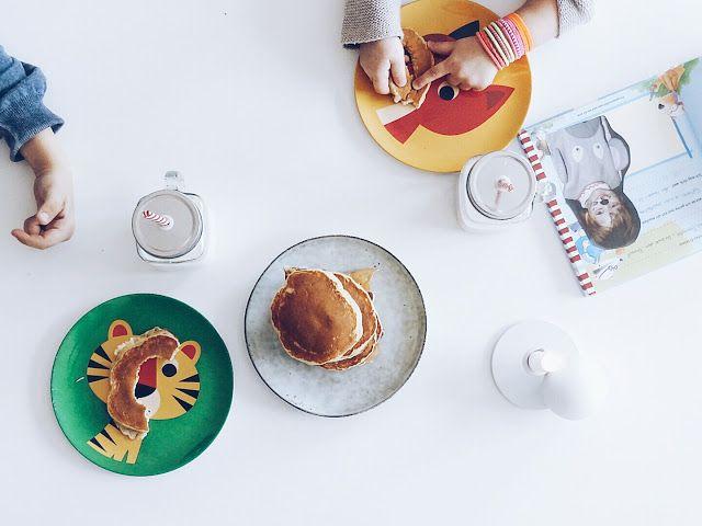 Auf der Mammilade-n-Seite des Lebens   Personal Lifestyle Blog   5 Lieblinge, Weisheiten und Wohneinblicke mit viel Weiß der Woche   Rezept fuer saftige Bananen-Pfannkuchen   Familienessen   Kochen fuer Kinder