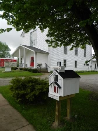 Ricki Spicer. Rochester, OH. The Stocker Foundation has implemented the Lorain County Little Free Library Initiative. This special project is intended to promote reading literacy, a love of reading and to provide books to share at various locations across Lorain County, Ohio where access is a challenge. Like us on Facebook: Lorain County Little Free Library Initiative.