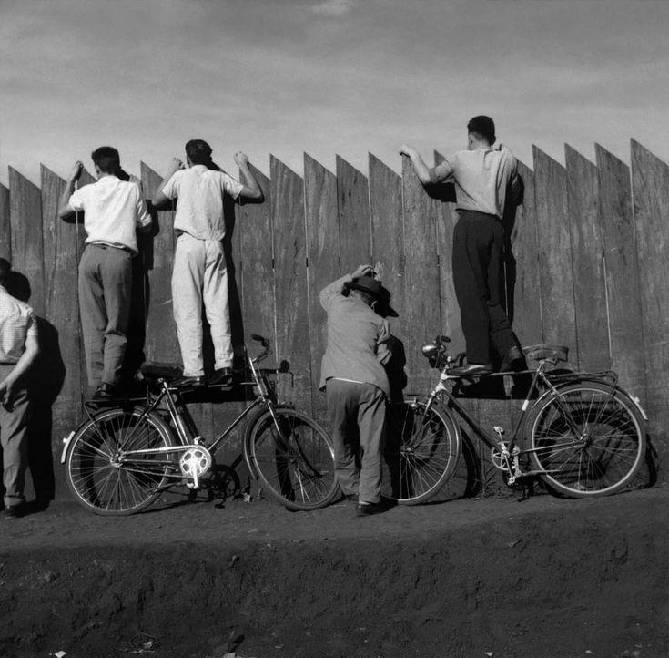 O outro lado. Londrina, PR, 1955. Foto: Marcel Gautherot/Acervo IMS
