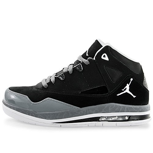 Nike Jordan Jumpman H Series II Mens Black Basketball Shoes Size