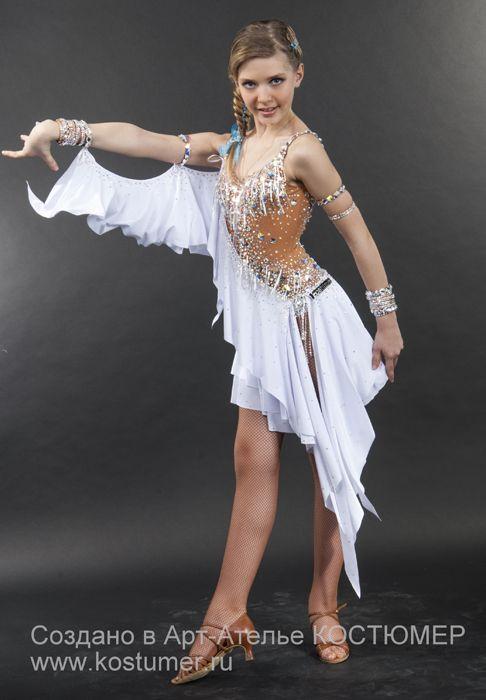 Бальные платья для бальных танцев купальник