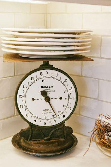 Mod Vintage Life: Kitchen, Glamourized