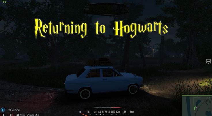 Returning to Hogwarts Mafia 3 Pc
