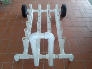 pvc pipe fishing rod holder - Google Search