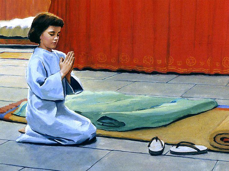 Berdoa dalam nama Yesus Kristus. Dan apa juga yang kamu minta dalam nama-Ku, Aku akan melakukannya, supaya Bapa dipermuliakan di dalam Anak. Jika kamu memin
