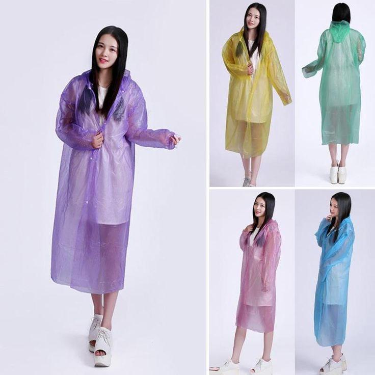 >> Click to Buy << Adult Transparent Disposable Raincoat Thick Outdoor  Waterproof Poncho Raincoat Mountain Hiking A2 #Affiliate