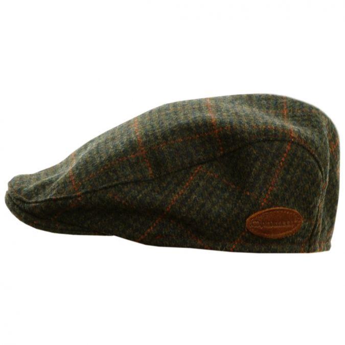 Flat Cap for Men - Irish Tweed