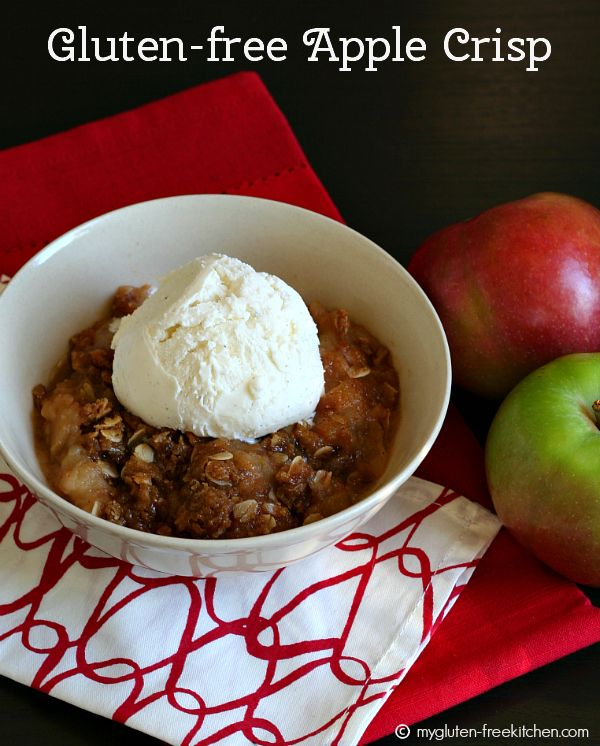 ... Pinterest | Apple crisp, Gluten free cobbler and Gluten free blueberry
