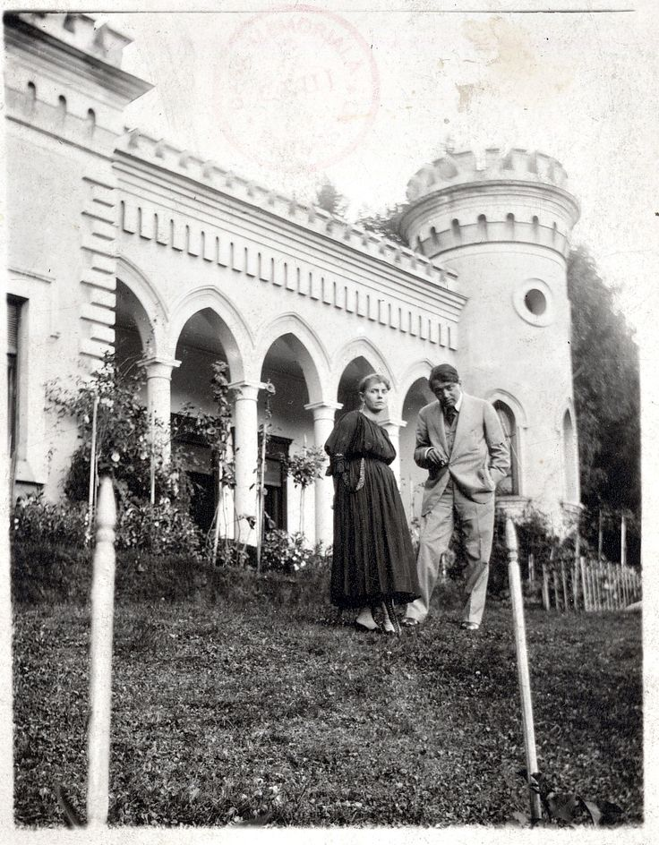 Boncza Berta & Ady Endre - Magyar Fotóarchivum