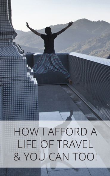 How to become a full-time budget traveler, and never look back!