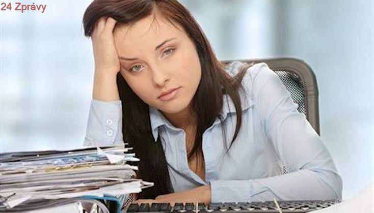 Nevyřešené psychické konflikty či špatná strava. Jak změřit únavu a co ji způsobuje?