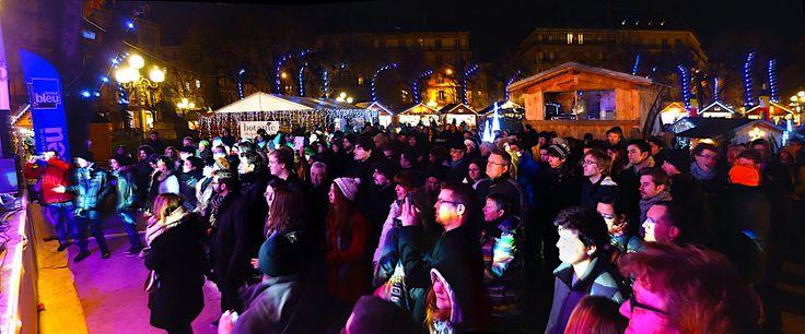 Marché de Noël de Grenoble 2013 ©OTG