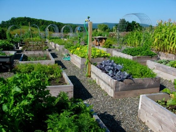 The Beekman Boys garden. This, is perfection!