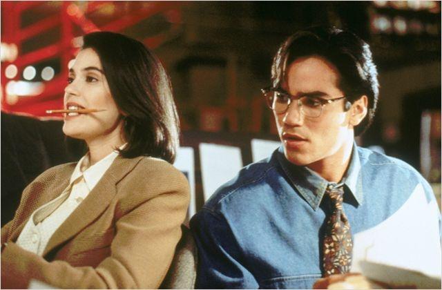 """""""Lois et Clark"""" (1993-1997) - Encore une femme intelligente et robuste, doublée d'un type avec un sens moral à toutes épreuves. Pour moi : la rançon du succès."""