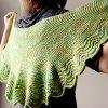Little House on the Prairie Shawl | AllFreeKnitting.comKnits Crochet, Free Pattern, Little Houses, Slate Fall, House Shawl, Fall Press, Knits Pattern, Knits Shawl, Shawl Pattern