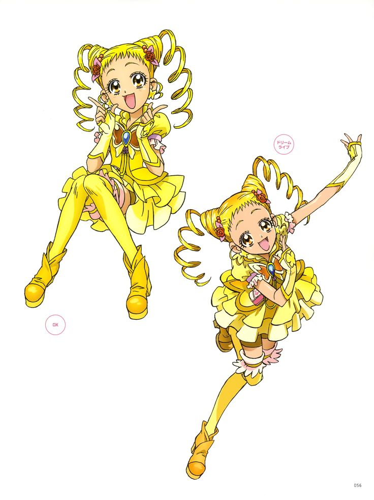Pin by fuuchan on cure lemonade in 2020 anime images