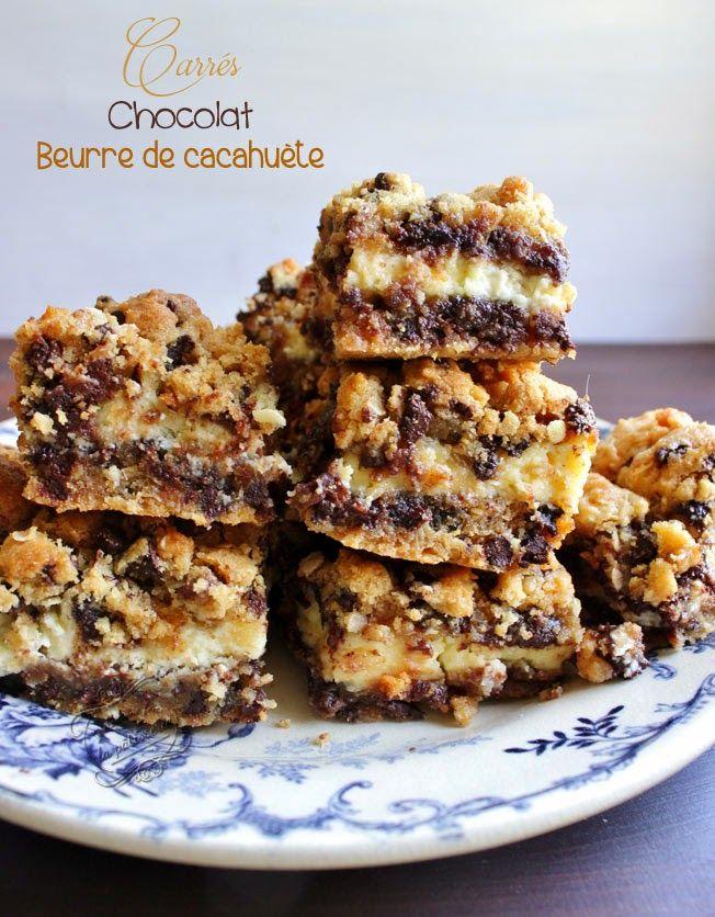 cookies chocolat beurre de cacahuète philadelphia