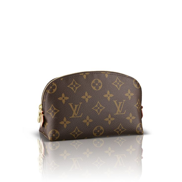 Cosmetic Pouch via Louis Vuitton.  My newest purchase!
