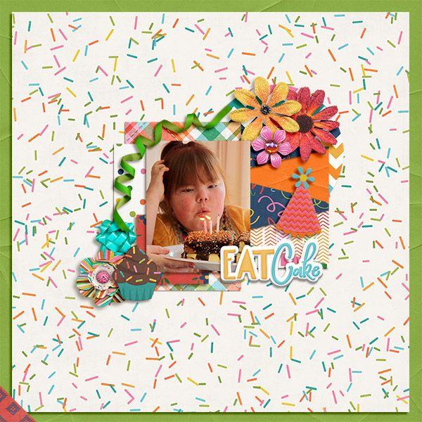 Autumn Birthday by Clever Monkey Graphics Sara Gleason - DSD 2017 grabbag template