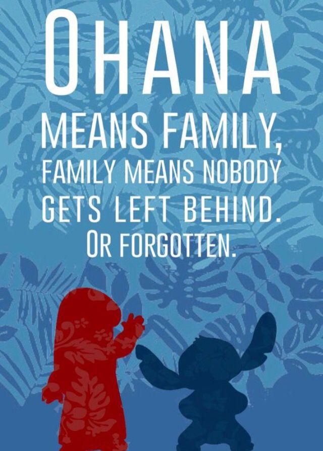 Lilo And Stitch Disney Quotes Pinterest Disney