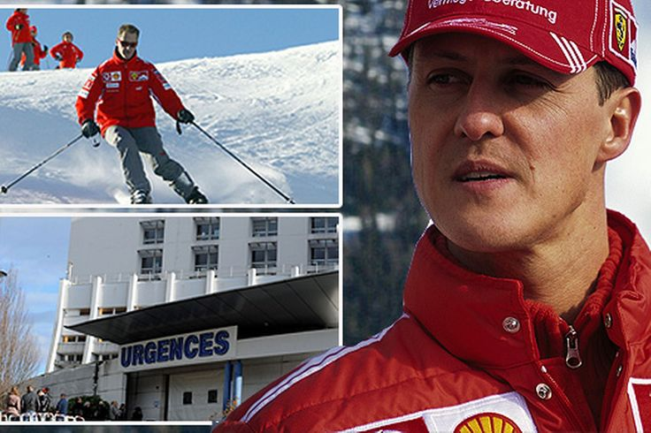 GOSSIP, GISTS, EVERYTHING UNLIMITED: F1 Legend, Michael Schumacher 'Out Of Coma'