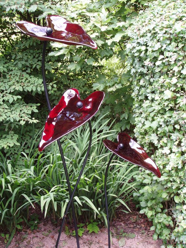 23 best Garden images on Pinterest - allium beetstecker aus metall
