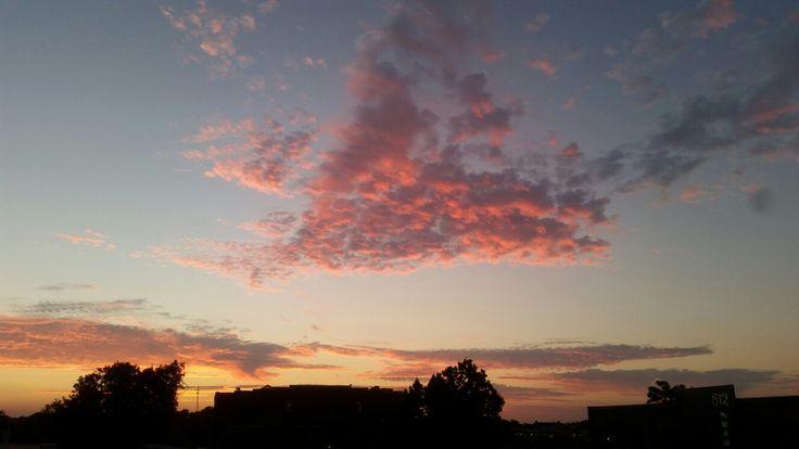 Pensilvanya Sky. October 2016