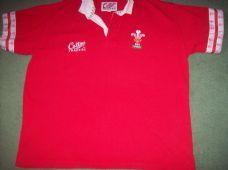 1995 1996 Wales Rugby Union Shirt Adults XXL Top Cymru