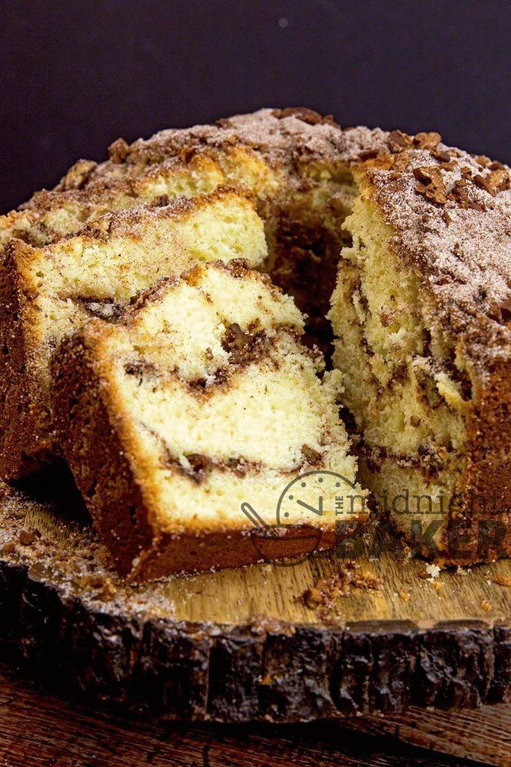 Cinnamon Coffee Cake en 2020 (avec images) Recettes de