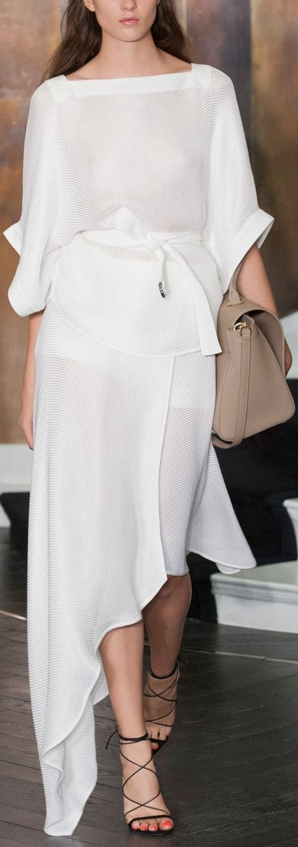 Amanda Wakeley Spring 2015 ~ London