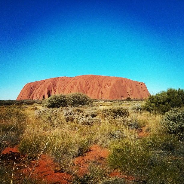Uluru-Kata Tjuta National Park w Yulara, Northern Territory