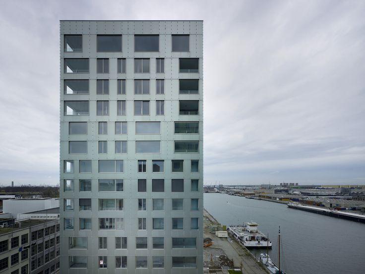 Diener 0817-ANT Westkaai-Apartment-Buildings Antwerp P5919-0494