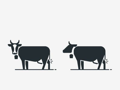 :::: ✿⊱╮☼ ☾ PINTEREST.COM christiancross ☀❤•♥•* :::: أولئك كالأنعام بل هم أضل أولئك هم الغافلون ( 179 ) ) Dribble_upload_cow