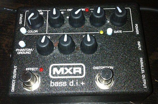 MXR M-80 Bass DI+