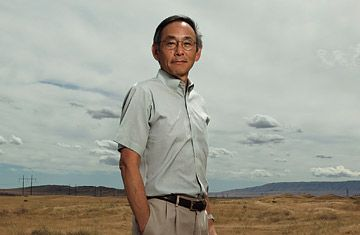 Steven Chu, the Nobel-winning Secretary of Energy, says people caused global warming. He also says people, with science's help, can solve it