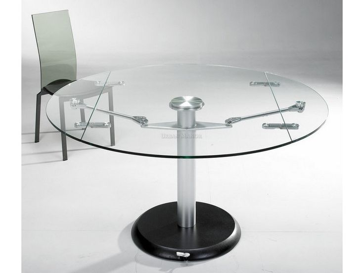 1000 Images About Glass Dining Tables On Pinterest