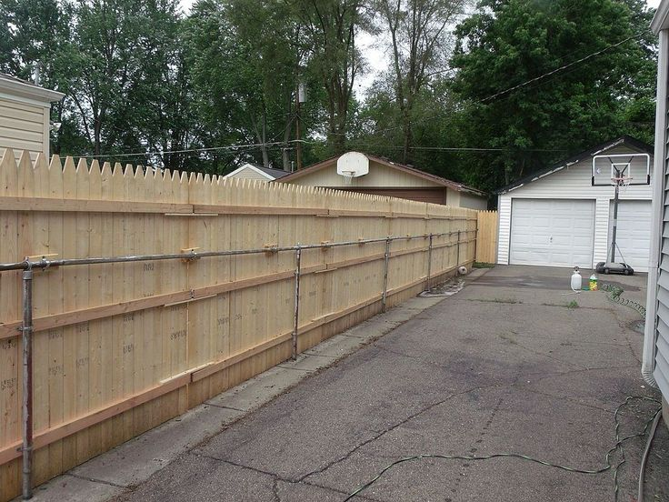 New Privacy Fence Fence And Privacy Fences