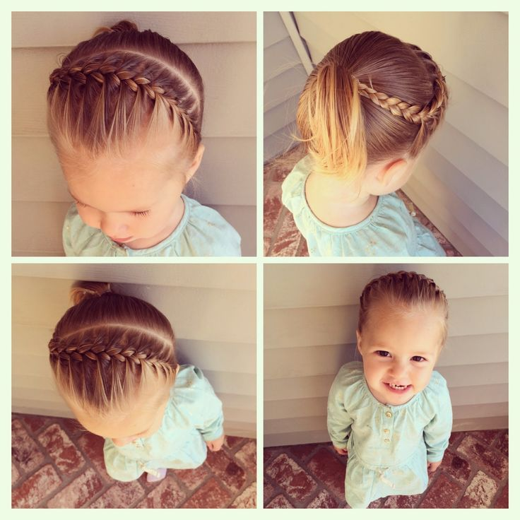 Help for your toddler's hair!