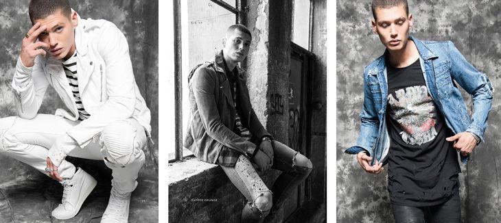 Tigha Lookbook SS2017   Das neue TIGHA Lookbook für Spring/Summer 2017 ist da und zeigt mal wieder wie Urban Streetwear perfekt funktioniert!  In der neuen Kollektion finden wir destroyed Flannelhemden und auch Jeans im Used-Look... Supersofte und leichte Lederjacken in verschiedenen Rottönen oder in der Farbe Camel... Natürlich darf der Military-Lookd nicht fehlen... Inspiriert vom Militär findet man kernige und roughe Schnitte und Looks! Die urban Streetwear ist sehr sportlich jedoch macht…
